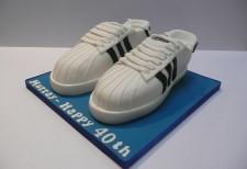 Adidas Trainers cake
